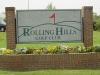 CI Rolling Hills Sign