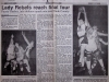Ashley Herendon - Basketball rebound.