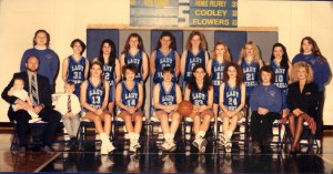 1993 Fannin County Championship Team